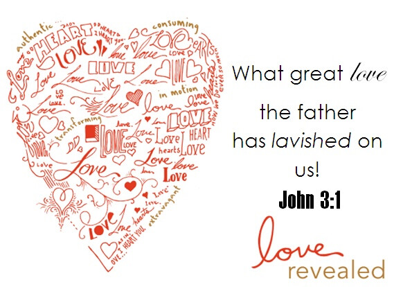 Love Makes Us God's Children