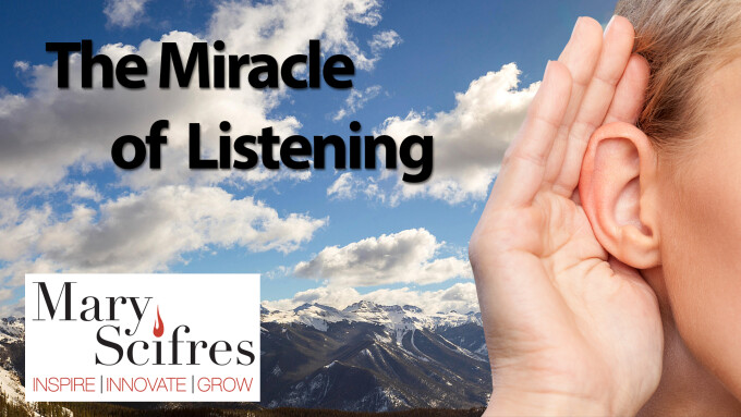 The Miracle of Listening