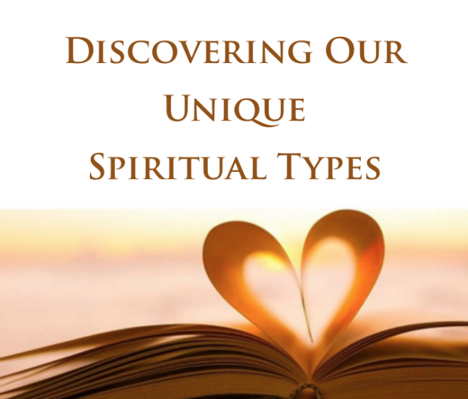 DISCOVER YOUR SPIRITUAL TYPE SATURDAY RETREAT