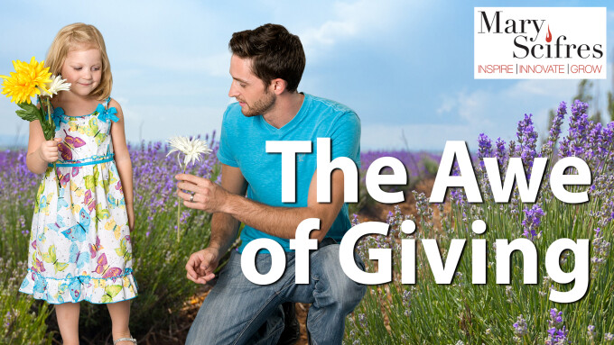 The Awe of Giving