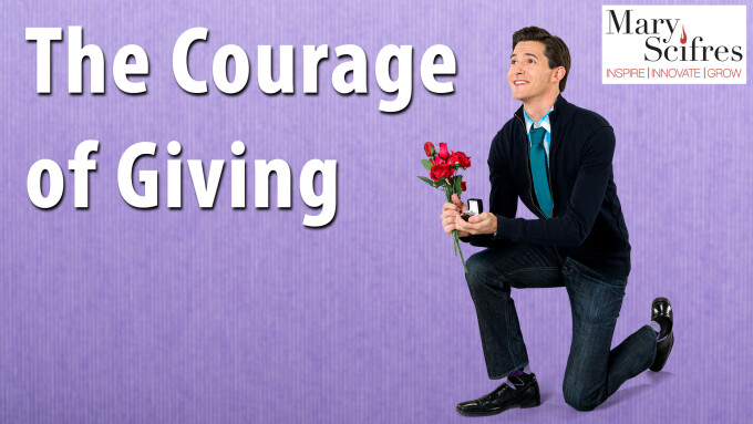 The Courage of Giving